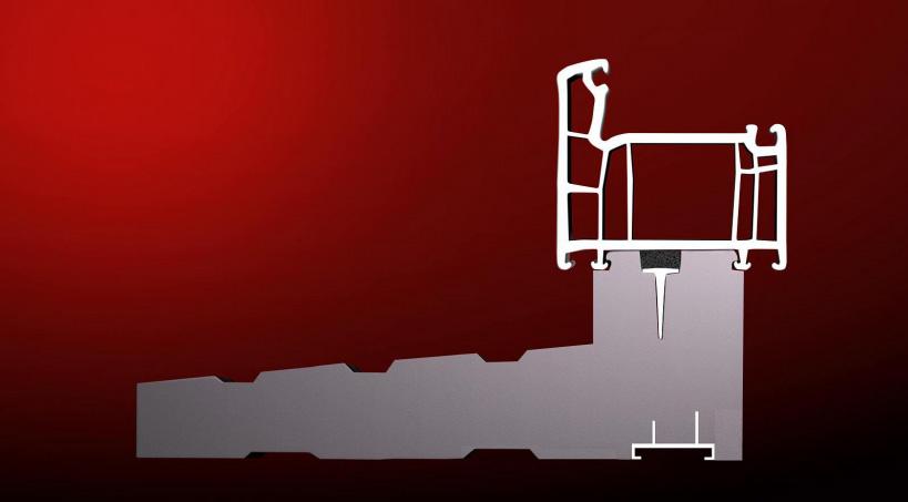 Ciepły parapet, termoparapety, ciepły montaż, profile drzwiowe