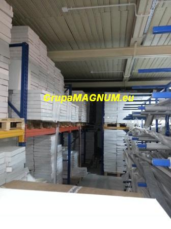 listwy PCV, Magazyn GrupaMagnum sklep materiały okienne