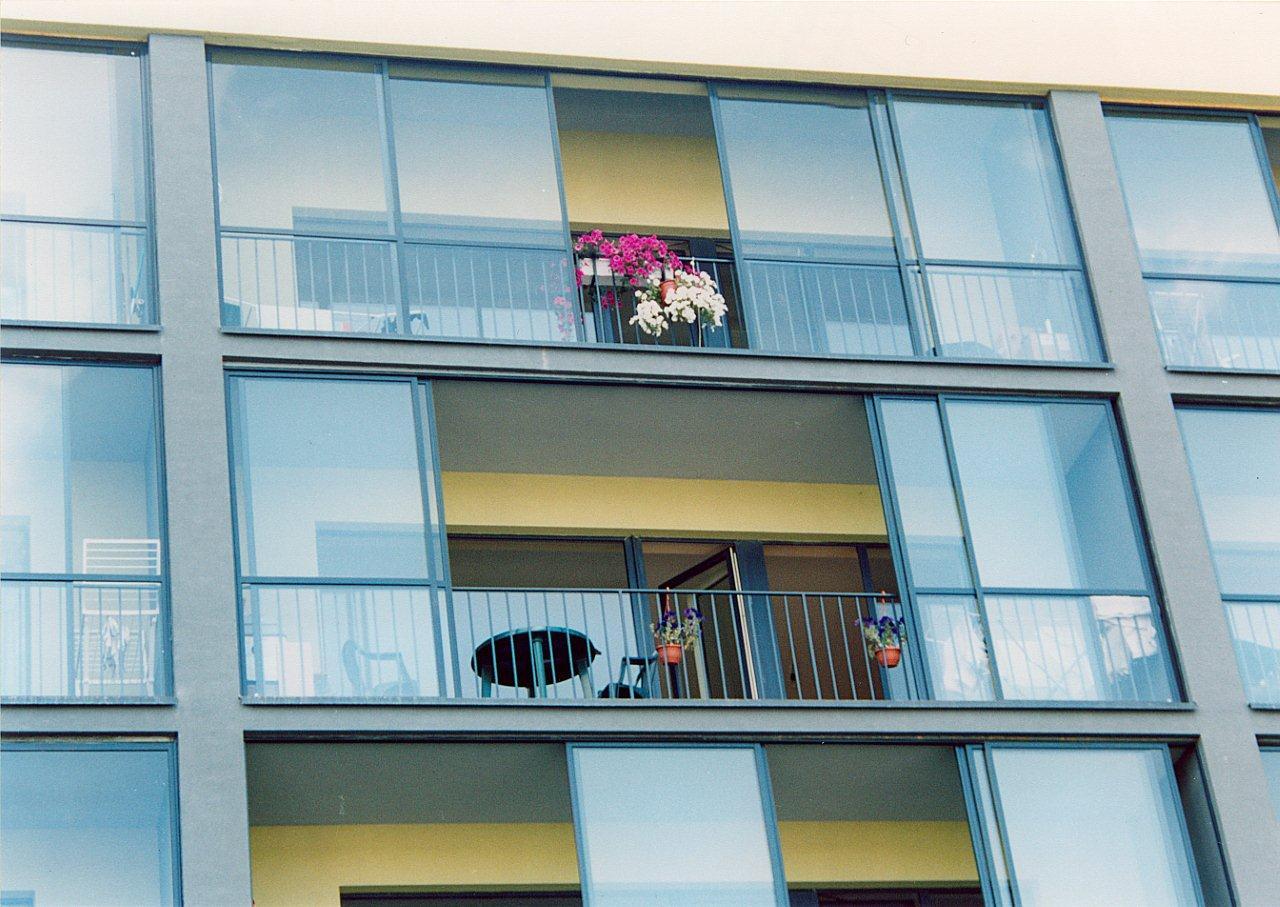 Zabudowa Balkonu W Systemie Ramowym Grupa Magnum